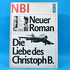 NBI 26/1965 DDR Camping Tito Buna Dresden KWO Berlin Sibirien Notstandsgesetze L