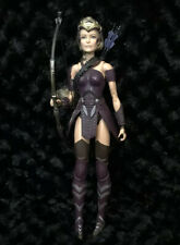 Antiope Robin Wright Wonder Woman Articulated Doll Mattel Barbie 2016 DC