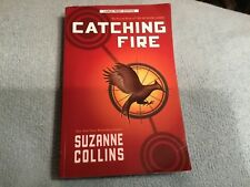CATCHING FIRE SUZANNE COLLINS PAPERBACK