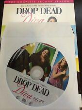 Drop Dead Diva - Season 2, Disc 1 REPLACEMENT DISC (not full season)