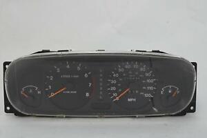 1998 - 1999 HONDA PASSPORT SPEEDOMETER INSTRUMENT CLUSTER GAUGE 210K MILES OEM