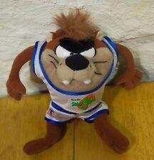 "Wb Looney Tunes Space Jam Basketball Taz 8"" Tazmanian Devil Plush Stuffed Animal"
