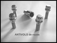 ECROUS ANTIVOL DE ROUE RENAULT  LAGUNA 3 LAGUNA 3 COUPE  14x150
