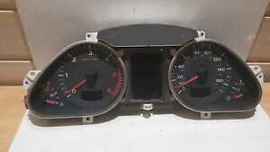 Audi A6 2005-2008 Diesel Instrument Cluster Speedometer MPH