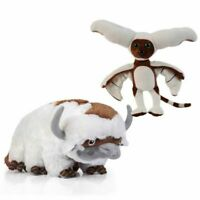 "The Last Airbender Resource 16"" Appa Avatar or 11"" Momo Stuffed Plush Doll Toy"