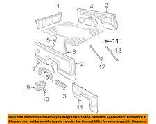 GM OEM Rear Fender Panel-Bed-Fender Retainer 11514596