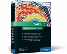 Sapui5: The Comprehensive Guide by Goebels, Christiane -Hcover