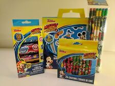 NEW Stationary Set Mickey and Friends Disney Collection School Supplies Kids
