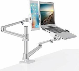 """3 in1 360º turn height adjust laptop(11-17"""") & Monitor/IPAD (7-34"""") stand- New"""