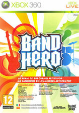 Band Hero XBOX 360 IT IMPORT ACTIVISION BLIZZARD