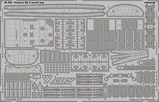 Eduard PE 48902 1/48 LOCKHEED VENTURA Mk. II vano bombe dettagli REVELL