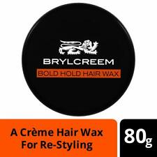 Brylcreem Hair Wax - Restyling & Matte Texture, 80 gm- Goodness of 3 special Oil