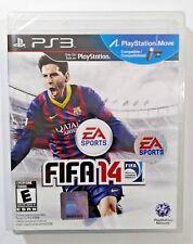 FIFA 14 (Sony PlayStation 3, 2013)  PS3 - brand new - sealed