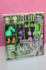 Monster High, create a monster, schlange und munie, 2 Puppen, dolls, snake