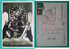 Ricordo del Santuario di Pompei - Ave Maria 1935