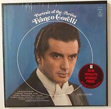 Franco Corelli – Portrait of the Artist Franco Corelli - Angel SCB-3744- SEALED