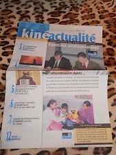 Revue Kiné Actualités - n° 1011, 2006