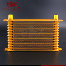 Universal 13 Row AN10 10AN Engine Transmission Oil Cooler 340*210*50mm