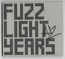 Fuzz Light Years Cd Single 2001 - Girl Song - For Promotional Use Only. Signed.