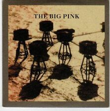 (EM107) The Big Pink, Stop The World - 2009 DJ CD