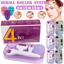 Derma  Re-Activating Roller System Micro Needle 0.5-2mm Anti Aging Acne Scars
