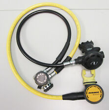New listing TUSA / Tabata X-pert RS-460 Scuba Diving Regulator w/ Oceanic Slimline Octopus