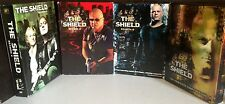 The Shield : Seasons 1-4 - MINT Condition - 16 DVD's - Played ONCE -
