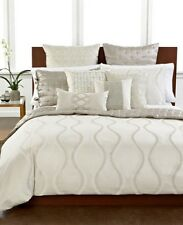NEW Hotel Collection Finest Luster Embroidered KING Pillow Sham MSRP $170 - WOW!