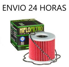 Filtro de aceite hiflofiltro para Suzuki gs 500 1988-2010