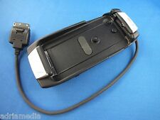 Mercedes MB UHI Handyschale Apple iPhone 4 A2128201151 Media Interface Halterung