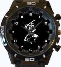 Reloj de Pulsera Ninja Nueva Serie GT Deportes Unisex Regalo Vendedor de Reino Unido