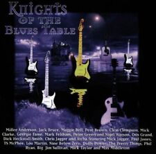Knights of the Blues Table (1997) Miller Anderson, Jack Bruce, Maggie Bel.. [CD]
