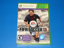 FIFA Soccer 13 Microsoft Xbox 360 Video Game Complete - ADULT OWNED. MINT DISC!!