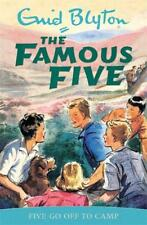 Five Go Off to Camp (Famous Five), Enid Blyton, New