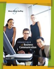 Essentials of Business Communication (with www.meg