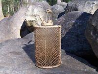 Early Glass Kerosene Fuel Oil Lamp Filler Tool Ohio Lantern Co Bottle Can Gas