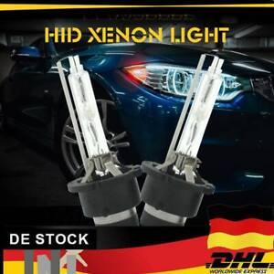 Für Opel Vectra B 1995-02 High Fernlicht H1 Xenon Scheinwerferlampen Paar Lampe