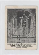 1966 Somportex Thunderbirds Small #4 Hood Invoking his Strange Hoodoo Powers 0s4