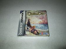 Tactics Ogre The Knight Of Lodis Nintendo GB Advance Unopened FREE SHIPPING
