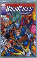 WildC.A.T.S: Covert Action Teams #4 (Mar 1993, Image) Tribe [Poly-Bagged w/Card]