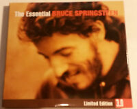 BRUCE SPRINGSTEEN - THE ESSENTIAL BRUCE SPRINGSTEEN 3.0 LTD EDITION - 3-CD SET