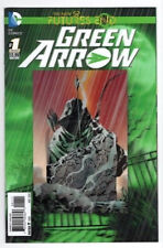 Green Arrow - Issue #1 Future's End 3D Lenticular Cover