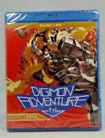 Digimon Adventure tri.: Loss [Blu-ray/DVD] new sealed