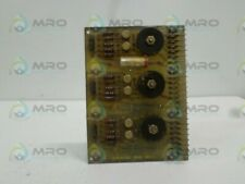 GENERAL ELECTRIC 0207A1102TPAA1 CIRCUIT BOARD * USED *