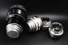 Metal Rear Back Lens Cap Voigtlander Retina Bessamatic DKL Deckel lens schneider