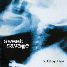 Sweet Savage - Killing Time White Vinyl LP