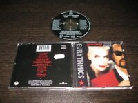 Eurythmics CD Greatest Hits