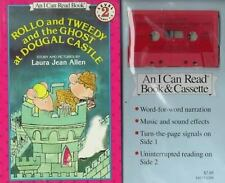 Rollo and Tweedy and the Ghost at Dougal Castle Book and Tape (I Can Read Book