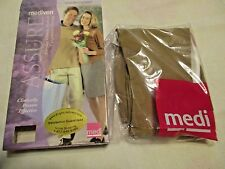Mediven Support Stockings Men 22605 Open Toe Knee High 30-40mmHG NIB