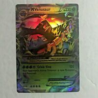 Pokemon TCG Mega M Venusaur EX 2/146 Ultra Rare HOLO Base Set
